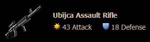 ubijca-assault-rifle for vory